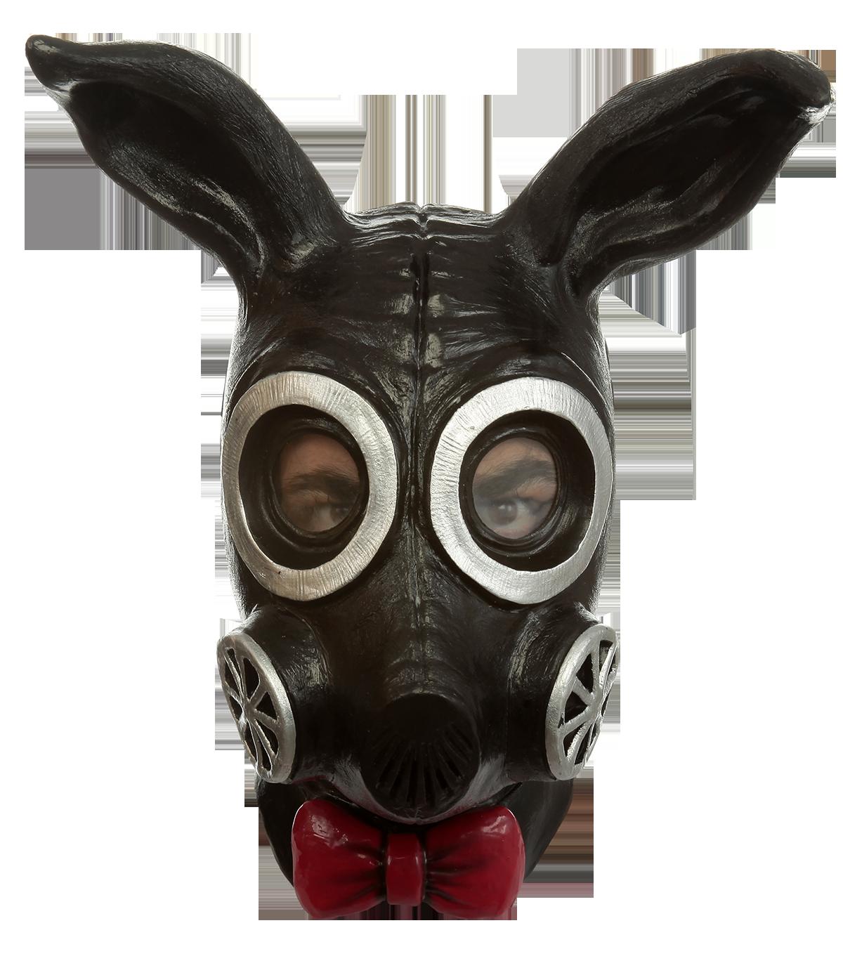 Bunny Gas Mask ⠀⠀⠀⠀⠀⠀⠀